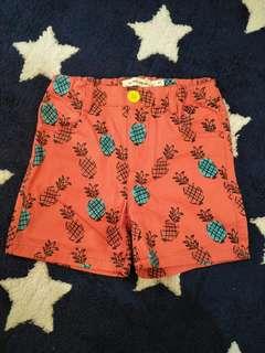 🚚 Le petite society pineapple pants in orange