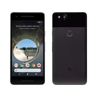 Google Pixel 2 64GB UK Set Used