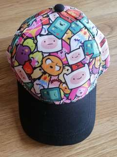 ADVENTURE TIME CAP for kids