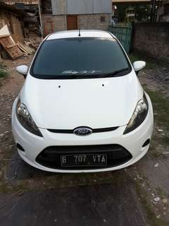 Ford viesta metic th 2013