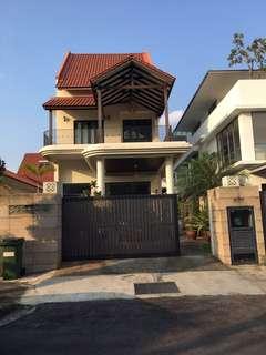 Detached House for rent @ Serangoon Gardens