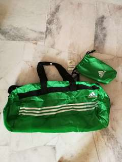 🆕 Adidas Foldable Gym Bag