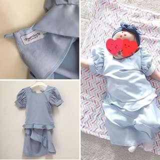 Baju Kurung Baby Radiusite