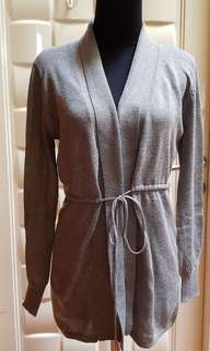 Long cardigan abu