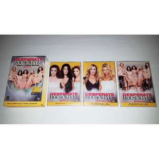 6-Disc Desperate Housewives Season 3 DVD Set - The Dirty Laundry Edition