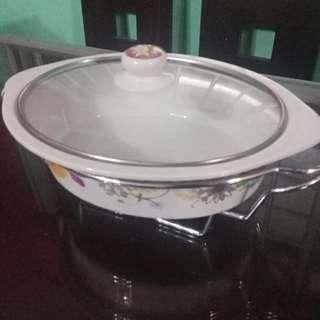 Ceramic Buffet Tray