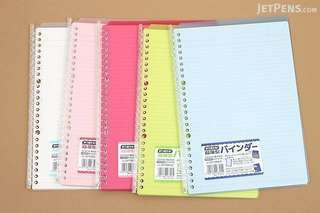 Campus smart ring notebook