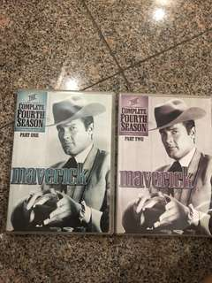 maverick the complete fourth season