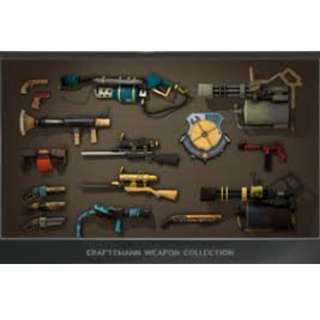 Sell Tf2 Weapon Skin ! (Only Contract Skins)