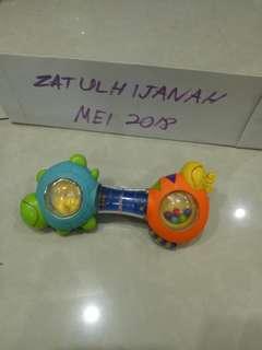Baby toys RM5 each