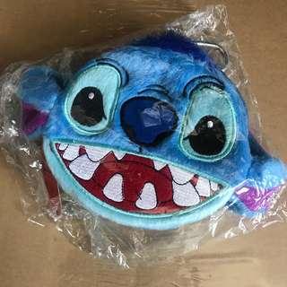 史迪仔散紙包 stitch bag coins bag