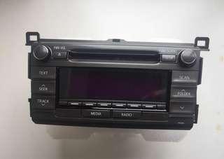 Toyota rav4 汽車音響 PIONEER 先鋒牌 音響