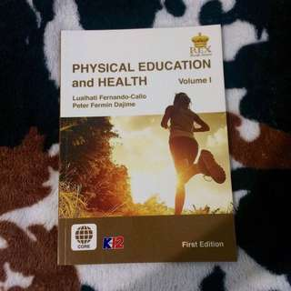 PE & Health K12 Books