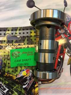 Cam Shaft ex5