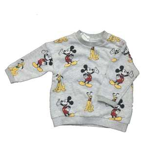 H&M mickey mouse Sweatshirt