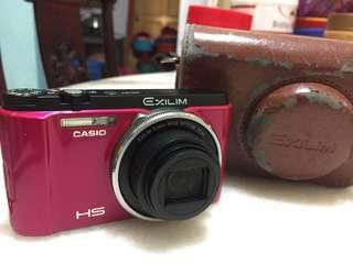 Casio ZR1500 selfie camera