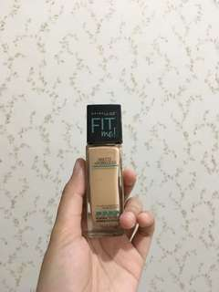 Maybelline fit me shade 128
