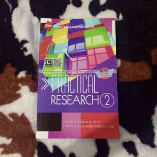 Research 2 K12 Books