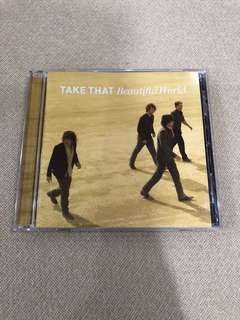 Cd box C8 - Take That Beautiful World