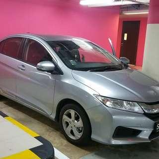 Honda City 1.5 Auto V