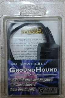 Power-All PH-1, 電源隔離器,外正內負,5.5mm插