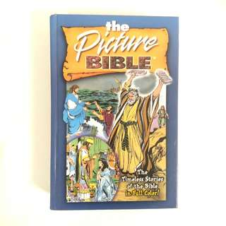 The Picture Bible by FaithKidz (Hardback)