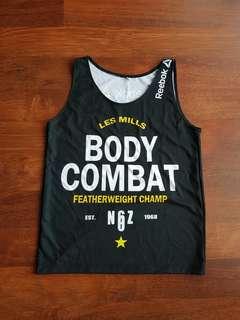 Tenktop body combat