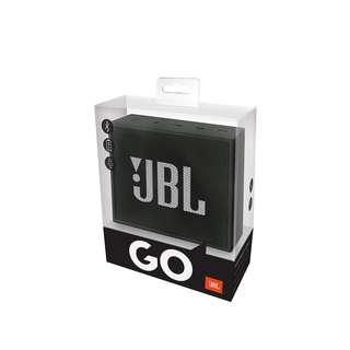 (BNIB) JBL GO BLACK