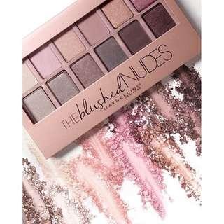 Maybelline Nudes Eyeshadow Palette