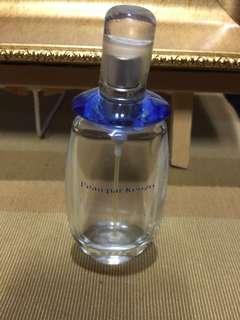 Kenzo perfume empty bottle