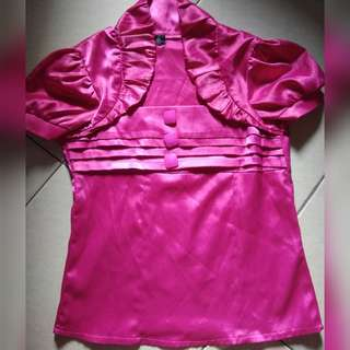 My tag clothing pink