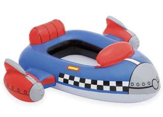 Intex吹氣浮船