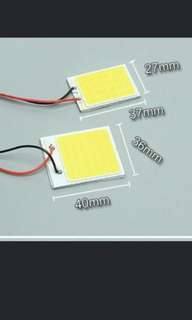 🚚 Confirm cheapest T10 Adapter Festoon Base COB LED Panel Bulb 48 smd cob 24 and 48 SMD Car Dome Light Auto Interior Map Roof Reading Lamp Super White DC 12V