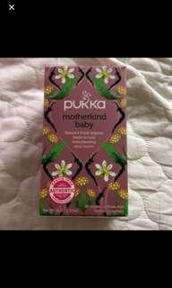 Pukka motherkind baby 有機上奶茶