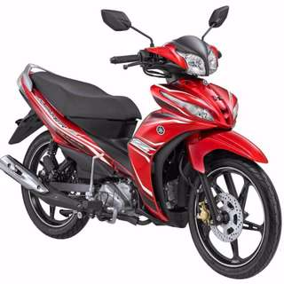 BRAND NEW YAMAHA JUPITER Z1 (AUTO CLUTCH)