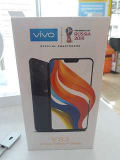 Hp Vivo Y83 bisa kredit promo FREE 1x cicilan