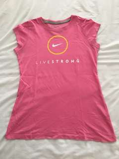 Nike Pink Training Shirt