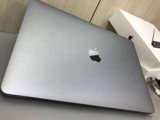 MacBook Pro 13吋 Touch Bar 3.1GHZ/8GB/256GB