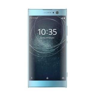 Sony Xperia XA2 Smartphone 3/32GB Blue Bisa Kredit Tanpa Cc