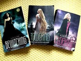 Alex Flinn Books The Series