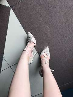 Classy shoes used for photoshoot only!!