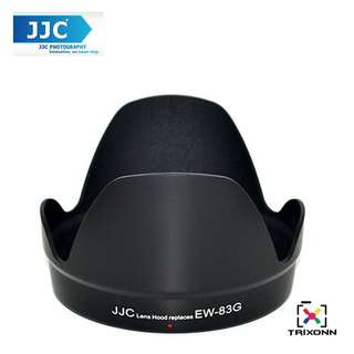 JJC LH-83G Lens Hood for Canon EF 28-300mm f/3.5-5.6L Camera Lens ( EW-83G)