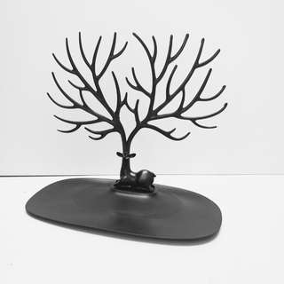 Jewelry Accessories Tree Stand Organizer