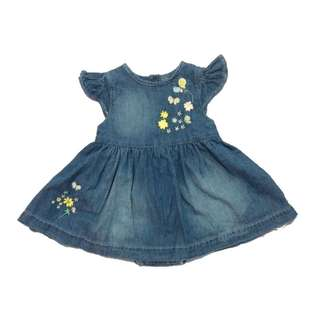 Baby dress jeans mothercare