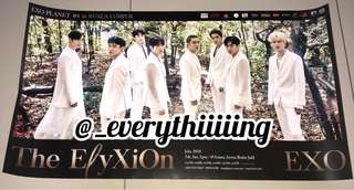 EXO : ELYXION OFFICIAL POSTER