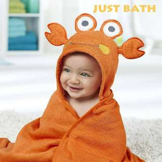 3D Hooded Towel