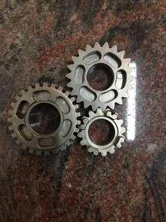 Engine Gear ex5class