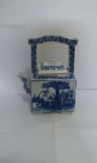 Antique Chinese Tea Pot