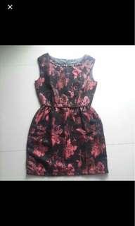 RB Floral Dress