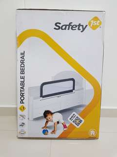 Brand New Safety 1st Portable Bedrail